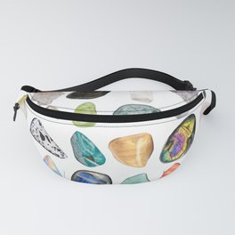 Illuminated Structure: Mineral Party 2 Fanny Pack