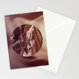 Secret in the canyon Stationery Cards