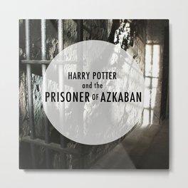 The Prisoner of Azkaban Metal Print