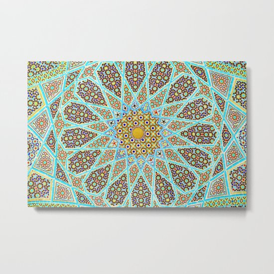 Mandala #society6 #decor #buyart Metal Print