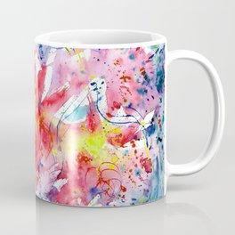 Floral vibes || watercolor Coffee Mug