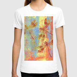 A Dragonflies QQW T-shirt
