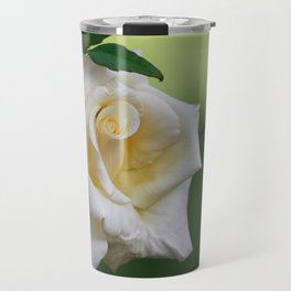 Beautiful Cretan Rose Travel Mug