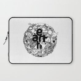 Earth with Art Laptop Sleeve