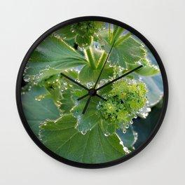 Ladies Mantle Wall Clock