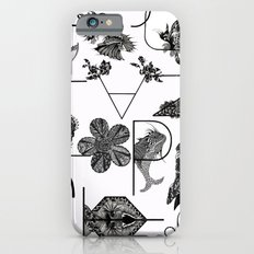 Letters Slim Case iPhone 6s