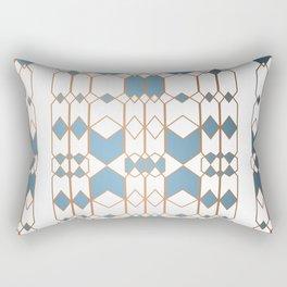 Patternbronze #1 Rectangular Pillow