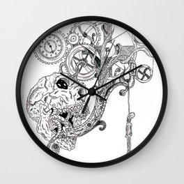 Ordinary Monster Wall Clock