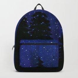 Twinkle, Twinkle, Stars Night Sky Painting Backpack