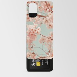 blossoms all over Android Card Case