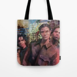 Where You From? Tote Bag