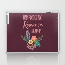 Unapologetic Romance Reader Laptop & iPad Skin