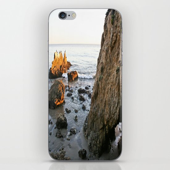 Low Tide iPhone & iPod Skin