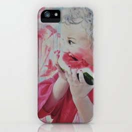 Lighthearted iPhone Case