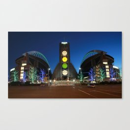 Centurylink Field Canvas Print