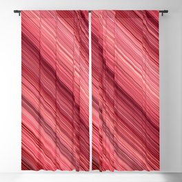 Ambient 33 in Red Blackout Curtain