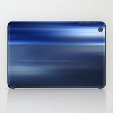 blue ocean II iPad Case
