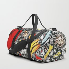 Smell Duffle Bag