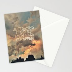 cloudbusting Stationery Cards