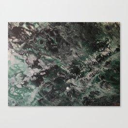 XYZ Canvas Print