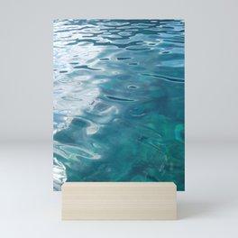 BLUE SEA Mini Art Print