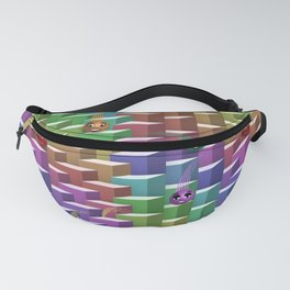 Gluons Fanny Pack