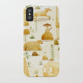 how the leopard got his spots #1 iPhone Case