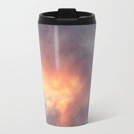 Fiery cloud Travel Mug