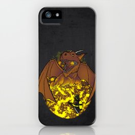 The Fire. iPhone Case