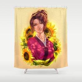 Fuu Shower Curtain