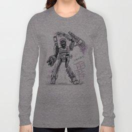 Megatron Contest Weirdo Long Sleeve T-shirt