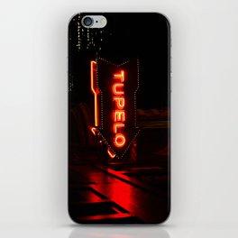 Tupelo iPhone Skin