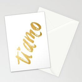 Ti Amo Stationery Cards