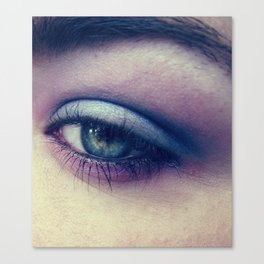 Soundless Canvas Print
