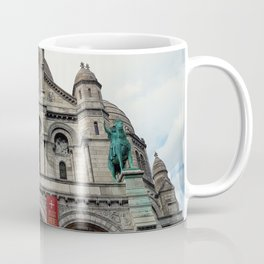 Sacred Heart Paris Coffee Mug