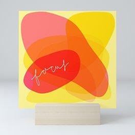 39/100 Mini Art Print