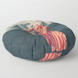Overthinking Floor Pillow