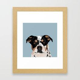 Kip Framed Art Print