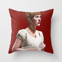 Sonya is Good Throw Pillow