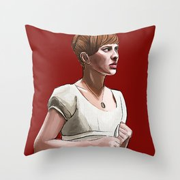 Sonya is Good Throw Pillow