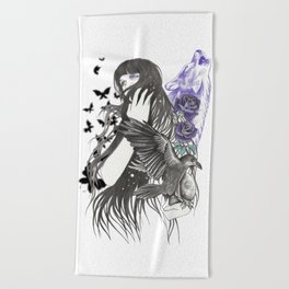 Allies Beach Towel