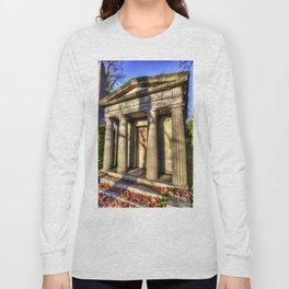 Kensal Green Mausoleum Long Sleeve T-shirt