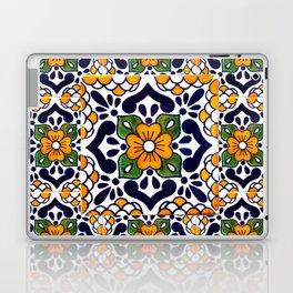 talavera mexican tile_4 Laptop & iPad Skin