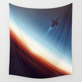 Into Space Wall Tapestry