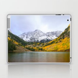 Maroon Bells Fall Laptop & iPad Skin