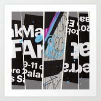 537718 Art Fair Art Print