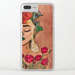 Spring Shakti Clear iPhone Case