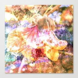 Soft Petals Canvas Print
