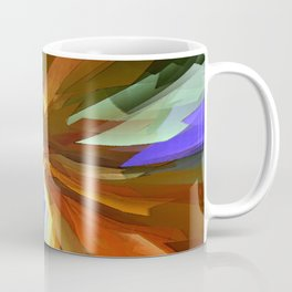 Flower Musing Coffee Mug