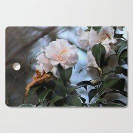 Flower No 3 Cutting Board